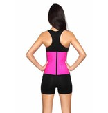 Waist Trainer Corset - Roze