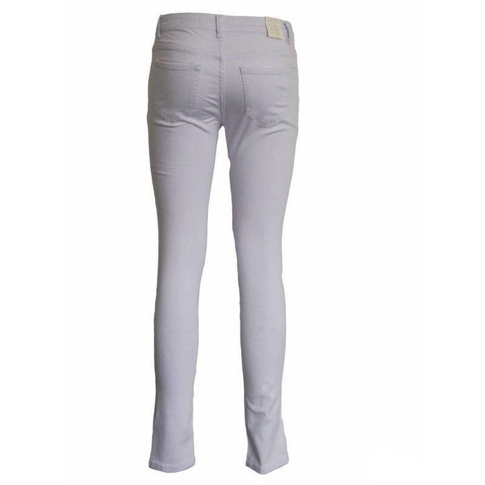 5-pocket jeans wit
