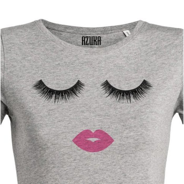 Lashes and lips it-shirt