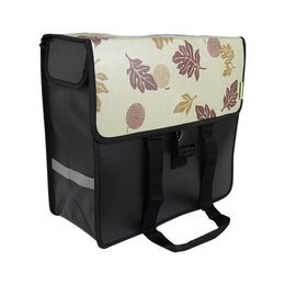 Beck Shopper Autumn Leaves Brown