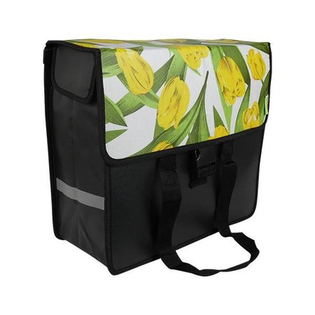 Beck Shopper Tulips Yellow