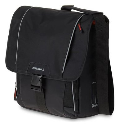 Basil Commuter Bag Sport Design Zwart