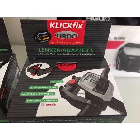 KLICKfix Stuurhouder CC-100 E-bike