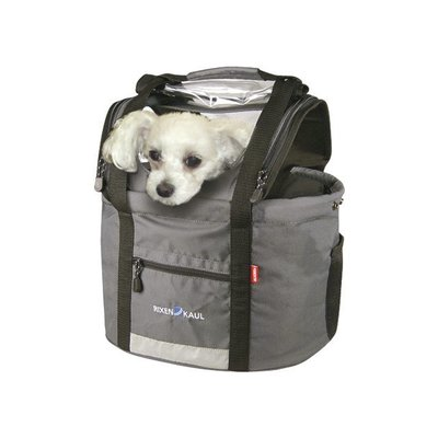 KLICKfix Hondenfietsmand / Stuurtas Doggy