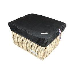 Hooodie Box L Zwart voor Fietsmand of Fietskrat