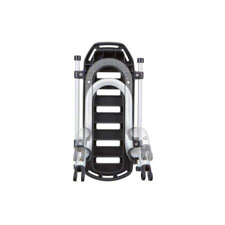 Thule Tour Rack - voor Thule en andere fietstassen - in balans ook met zwaardere lading