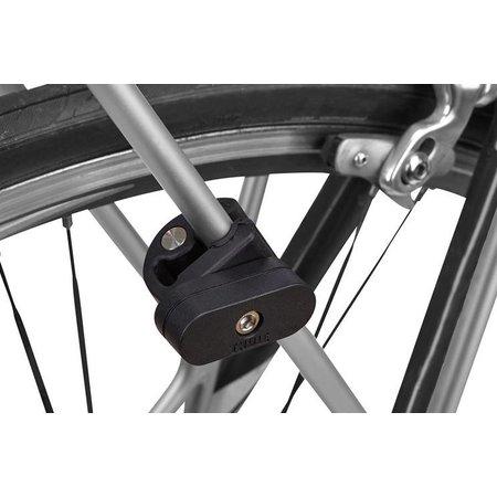 Thule Pack 'n Pedal Rack Adapter Bracket Magnet