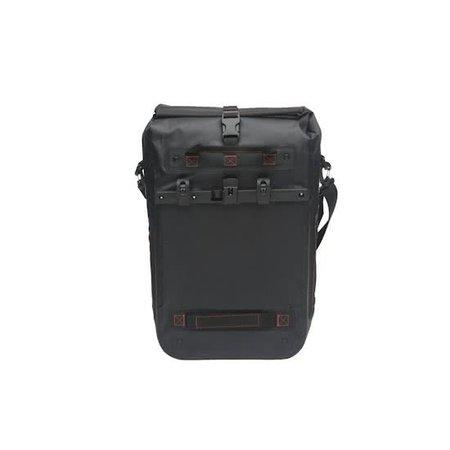New Looxs Pakaftas en schoudertas Varo Single 20L Black