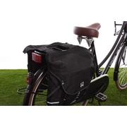 Willex Dubbele fietstas Bagagetas 1200 28L Zwart