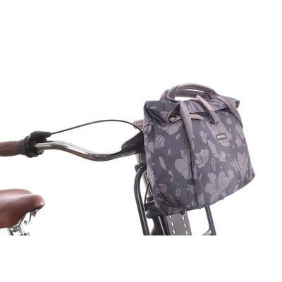 Basil Stuurtas Magnolia City bag 7L Blackberry