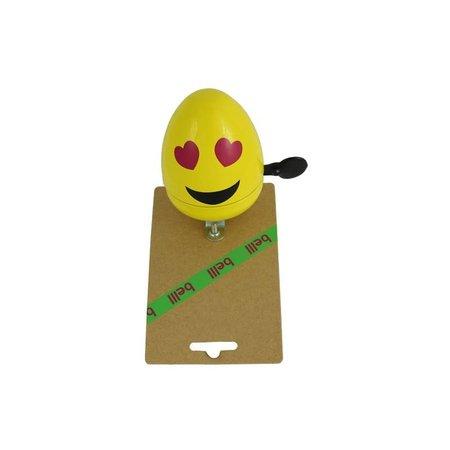 Belll Fietsbel Ei Emoticon Verliefd - cadeautje voor op de kinderfiets