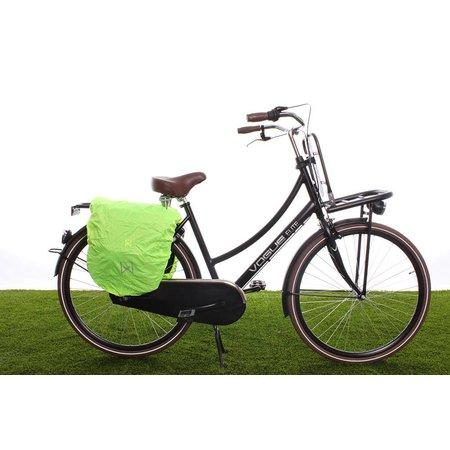 Willex Dubbele fietstas Bagagetas S 1200 Bruin