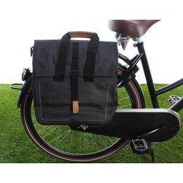 Basil Urban Dry Shopper Charcoal mêlee 20L