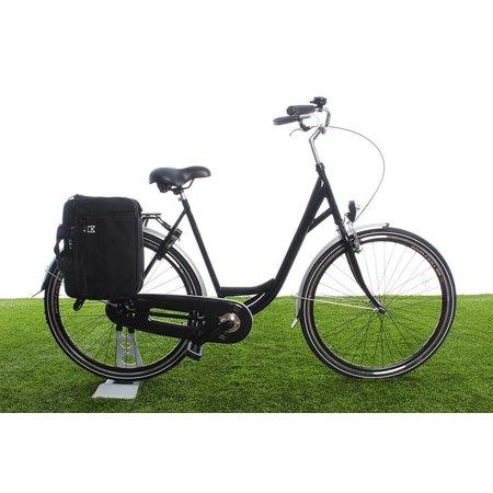 Willex Kantoortas annex fietstas, aktetas, schoudertas, rugzak van 15 liter - multifunctioneel!