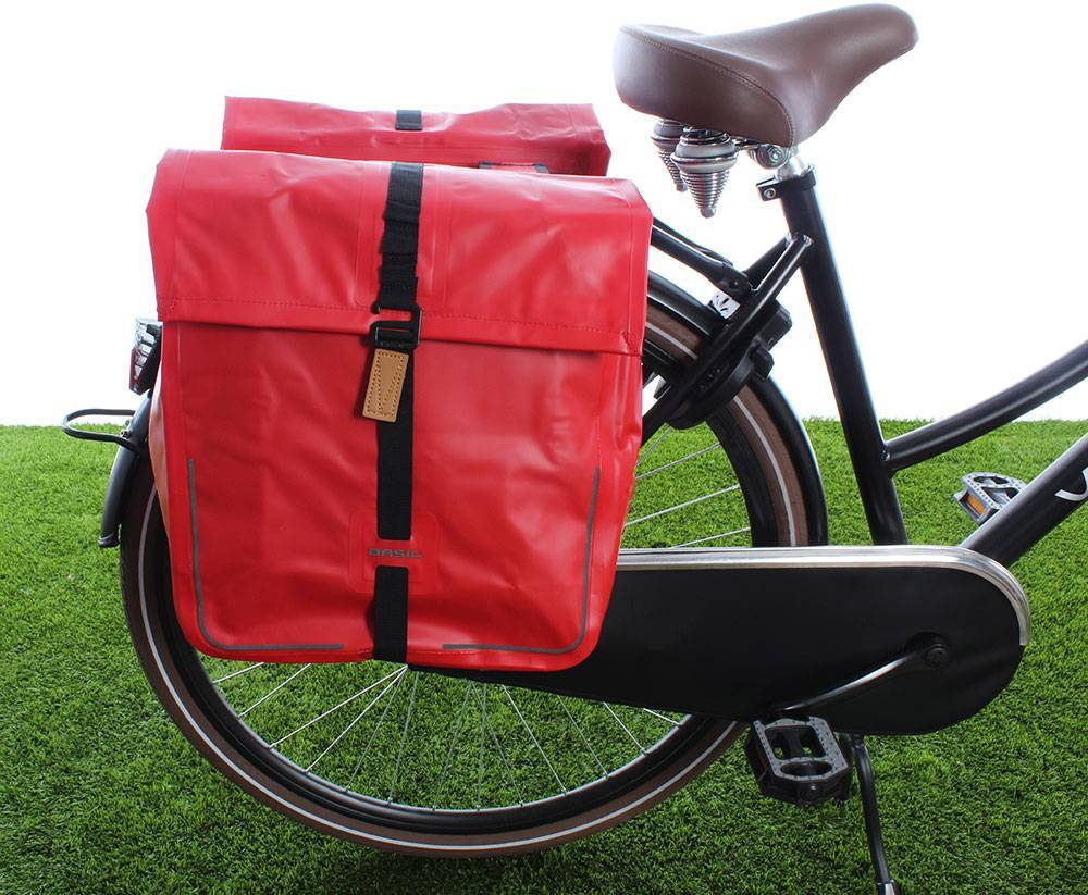 Nieuw:  Urban Dry fietstassen waterdicht