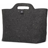 Cortina Sofia Shopper Bag 18L Black/Antra