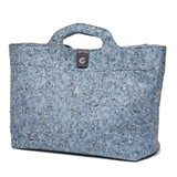 Cortina Sofia Shopper Bag 18L Denim Blue