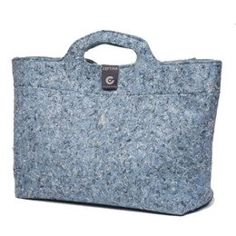Cortina Sofia Shopper Bag 18L Denim Blue