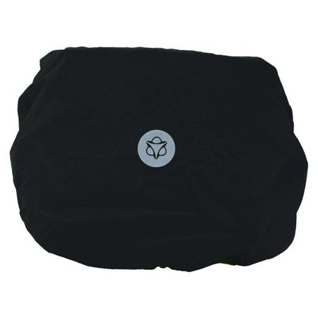 AGU Regenhoes Essentials Zwart XS - voor kleinere stuurtassen