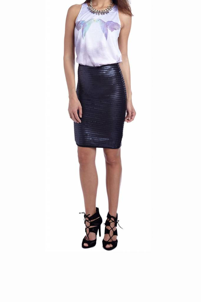 MADISON SCALE SKIRT