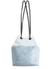 CHAINED SKY tote bag