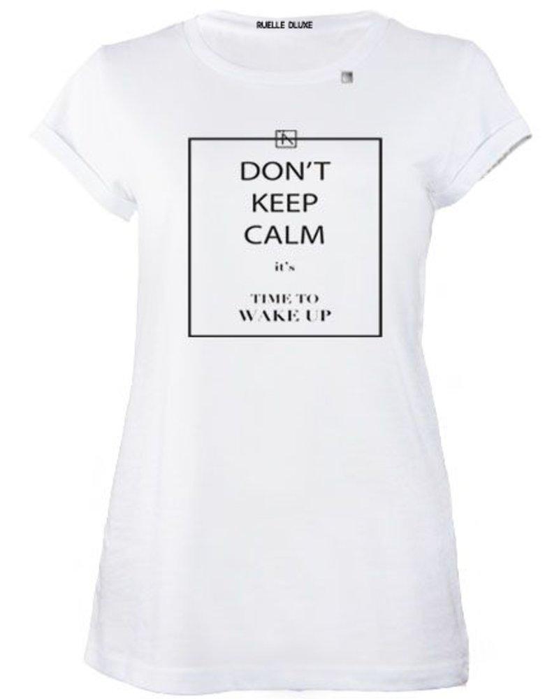 RUELLE DLUXE DON'T KEEP CALM It-shirt