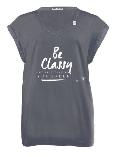 RUELLE DLUXE BE CLASSY MS HYDE It-shirt