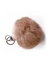 FURRY FRIEND KEYCHAIN NUDE