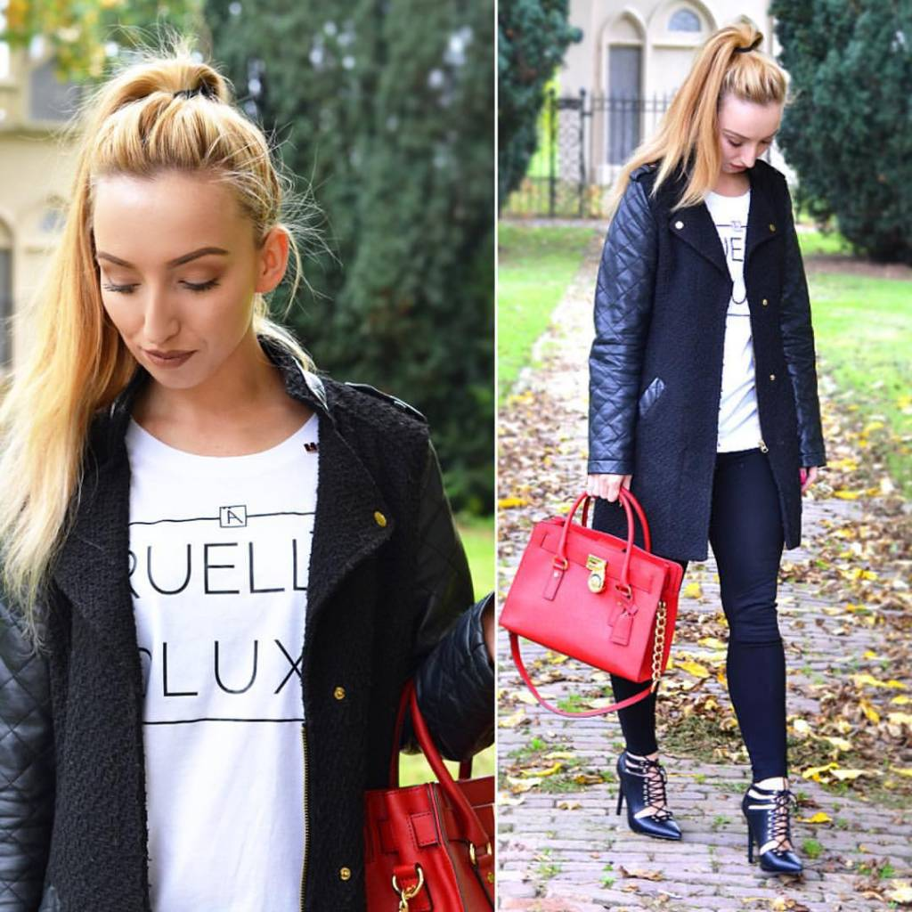 RUELLE DLUXE RUELLE FROM THE BLOCK It-Tee