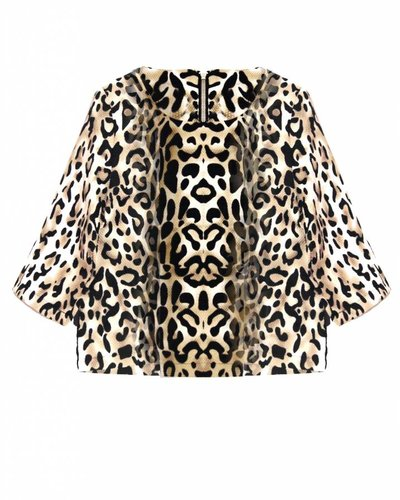 CITY LEOPARD TOP