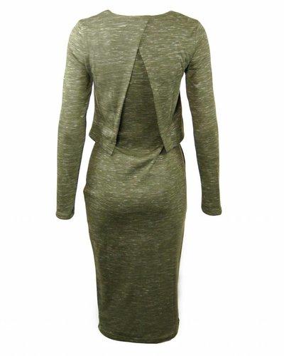 MIXED URBAN CHIQUE DRESS