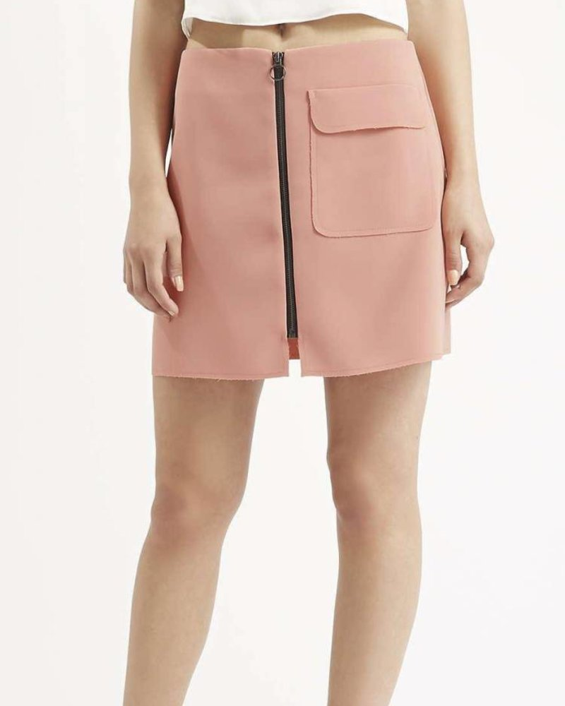 POSH POCKET SKIRT