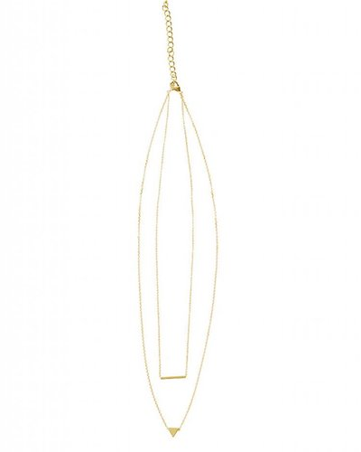 FINE LAYERED NECKLACE