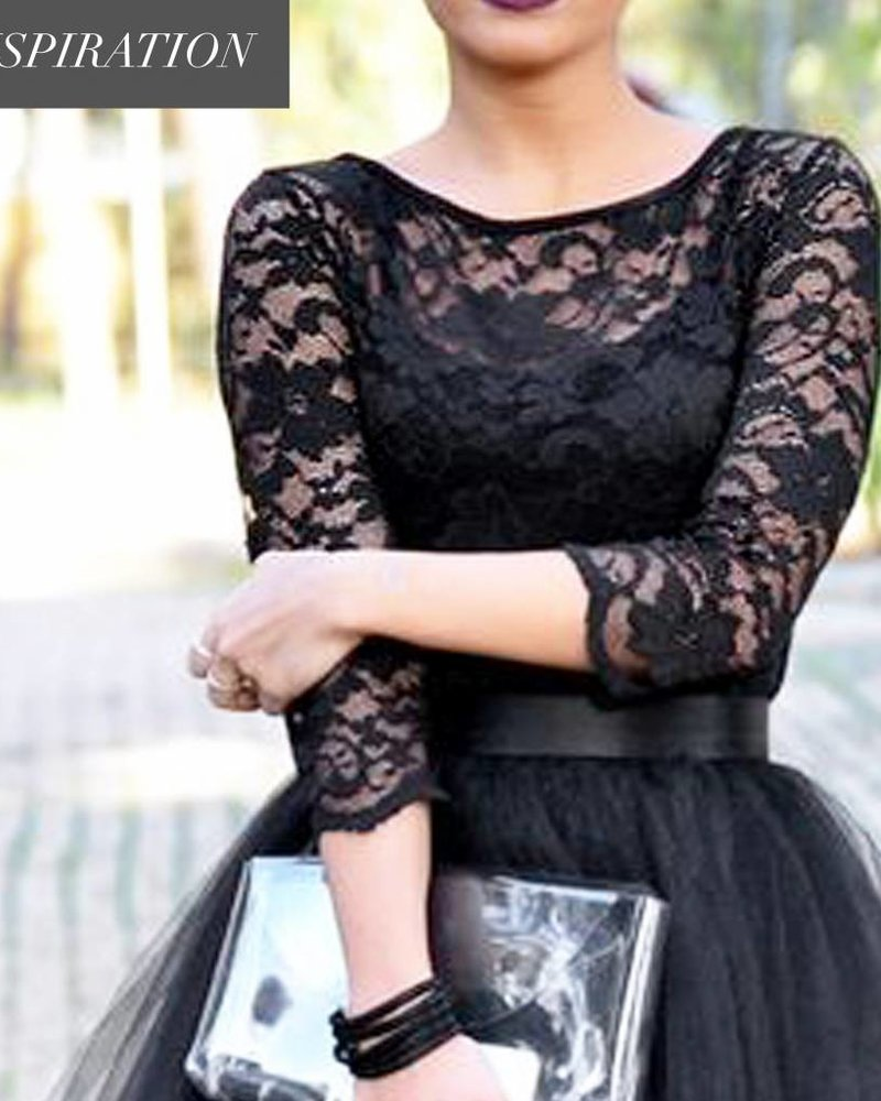 TOTALLY ROSE LACE BODY