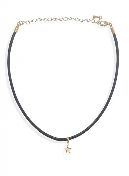 GOLDEN STAR CHOKER