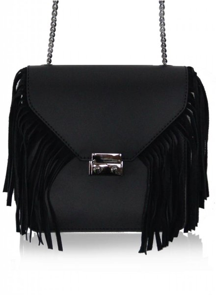 SIDE FRINGES BAG