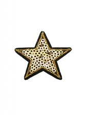 JEANS PATCH GOLDEN STAR