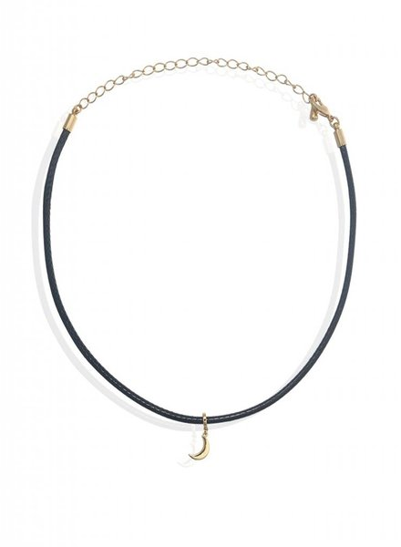 GOLDEN MOON CHOKER