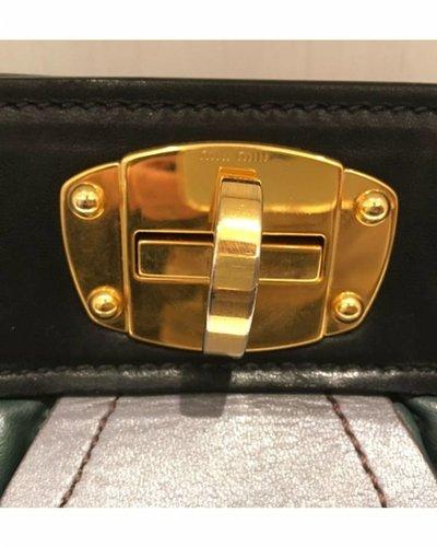 MIU MIU MIU MIU Leather Clutch