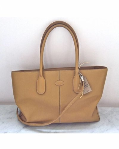 TOD'S TOD'S Caramel Leather Handbag