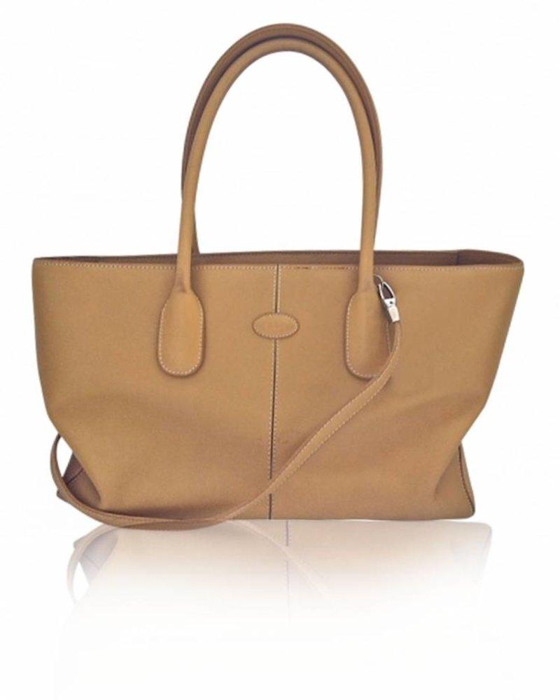 TOD'S TOD'S Caramel Leather Handbag