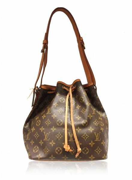 LOUIS VUITTON LOUIS VUITTON Petit Noé shoulder bag