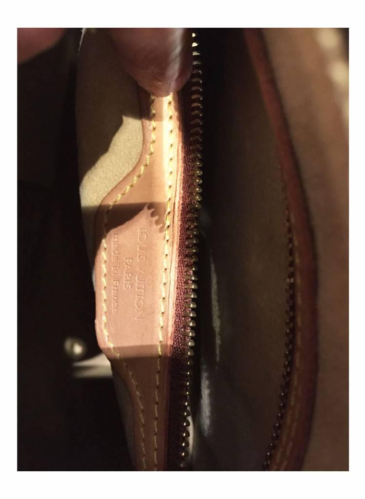 LOUIS VUITTON LOUIS VUITTON canvas small shoulder bag