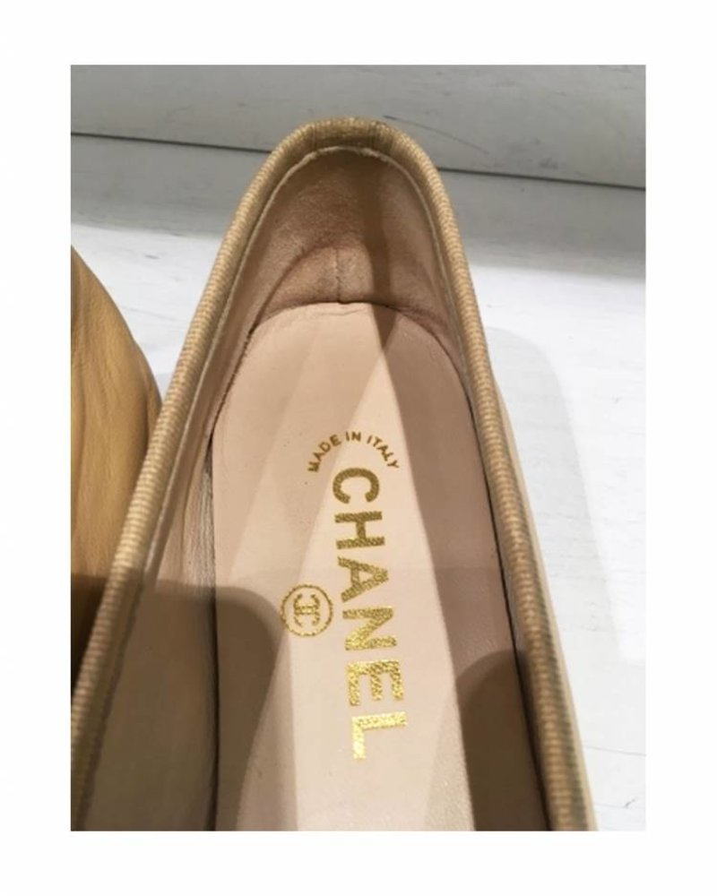 CHANEL CHANEL Ballet Flats