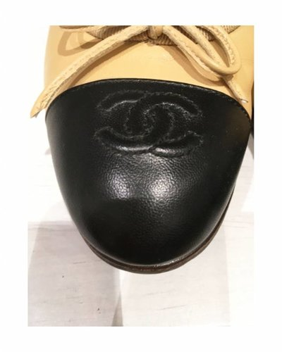 CHANEL CHANEL Ballet Flats