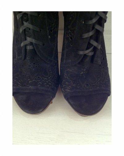 SANTONI SANTONI high heel ankle hoots