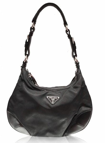 PRADA PRADA black nylon bag