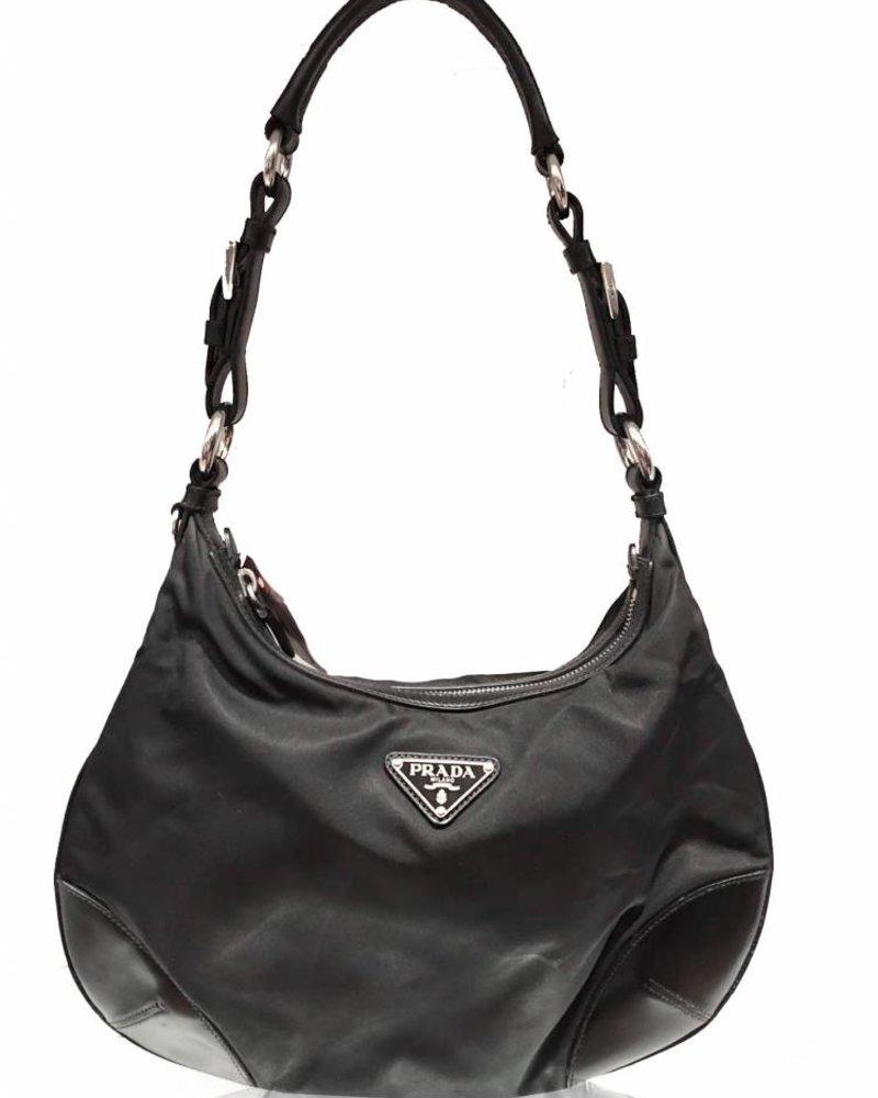 PRADA PRADA black nylon bag