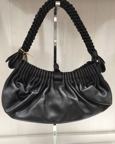 BOTTEGA VENETA BOTTEGA VENETA leather shoulder bag