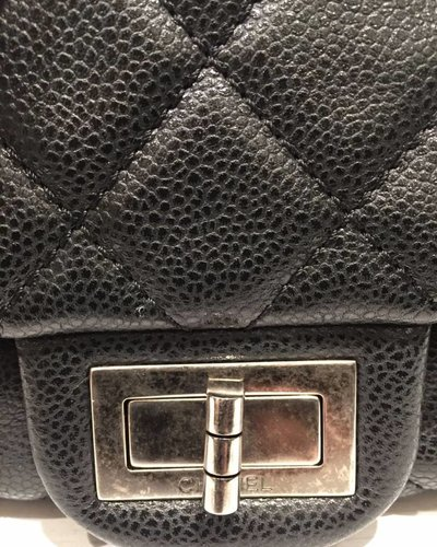 CHANEL CHANEL quilted bag